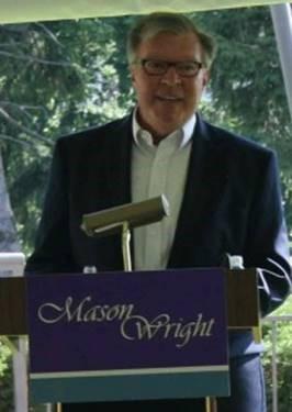 Alan T. Popp, MS President & CEO Mason Wright Foundation & Affiliates